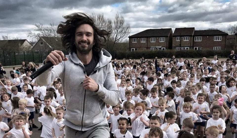 Joe Wicks Will Stream Live PE Lessons For School Children Across The Nation
