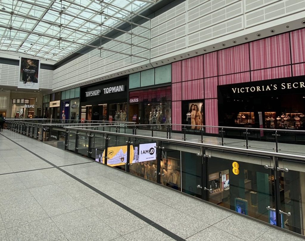 The Arndale Has Been An Absolute Ghost Town Amid Coronavirus Outbreak
