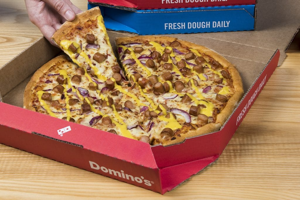 Domino's To Give Away £4 Million Worth Of Pizzas To Key Workers