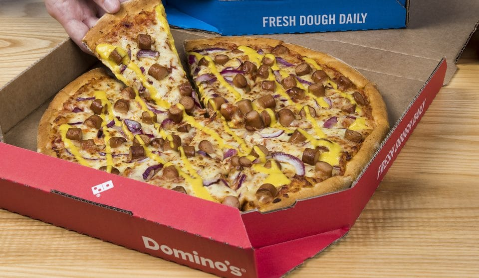 Domino's To Give Away 100,000 Pizzas To NHS Staff Next Week