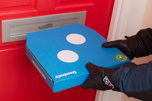 Domino's Has Changed Its Delivery Service To Help Feed People Affected By Coronavirus
