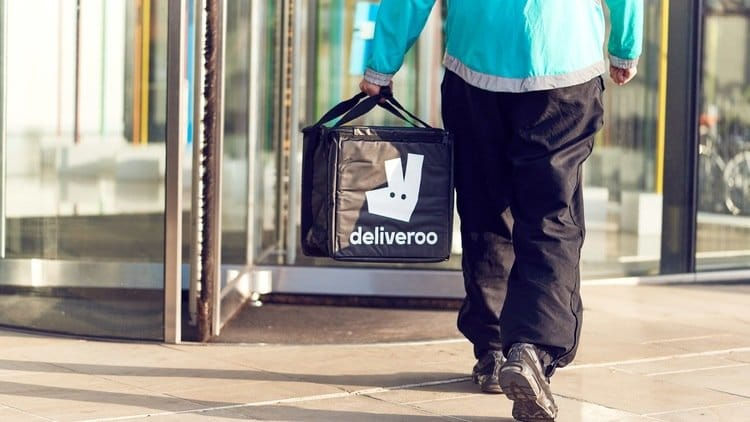 Deliveroo Has Pledged To Give 500,000 Meals To NHS Workers