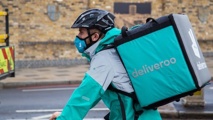 Here's How UberEats And Deliveroo Are Fulfilling Your Takeaway Fix Amid Coronavirus Outbreak