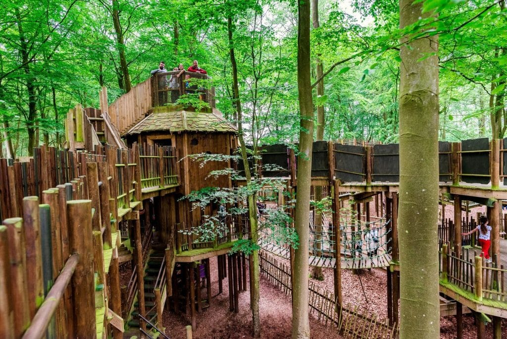 A New Woodland Adventure Park Is Coming To The North West Next Month