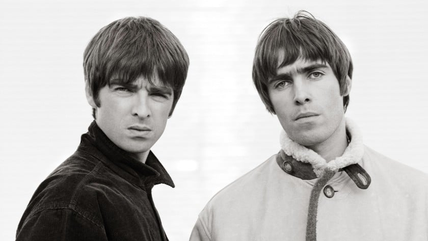 An Oasis Documentary Featuring Liam And Noel Has Landed On Netflix