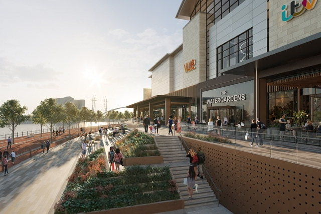 The Lowry Outlet Is Getting A Makeover As Part Of £26 Million Development