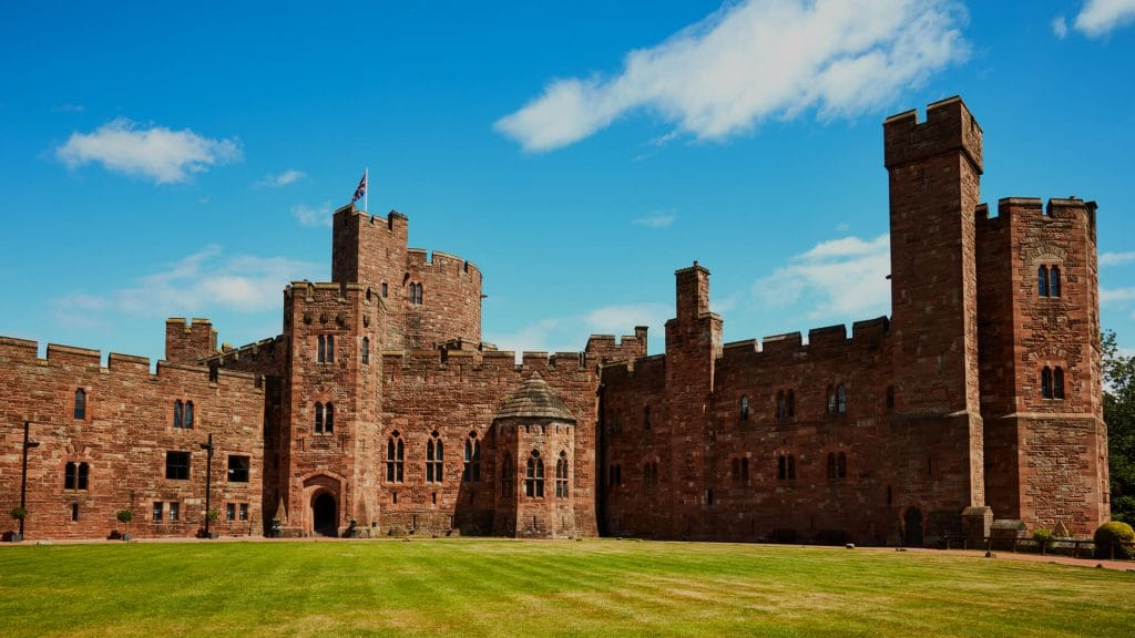 This Fairytale Castle Just One Hour From Manchester Is The Perfect Getaway · Peckforton Castle