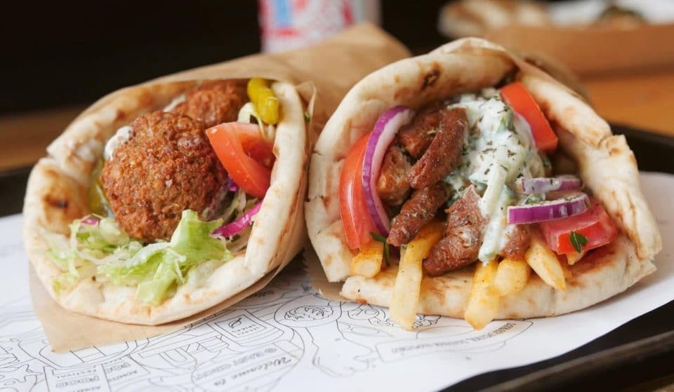 An All-Vegan Kebab Shop Is Opening In Manchester This Week