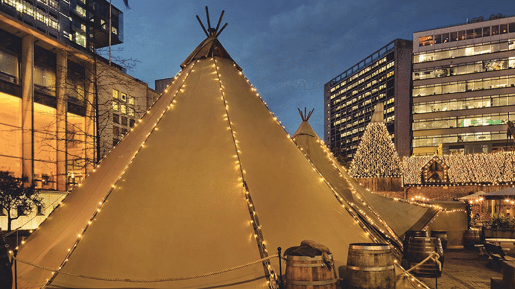5 Enchanting Outdoor Igloos And Huts That Are Perfect For A Festive Meal This Winter