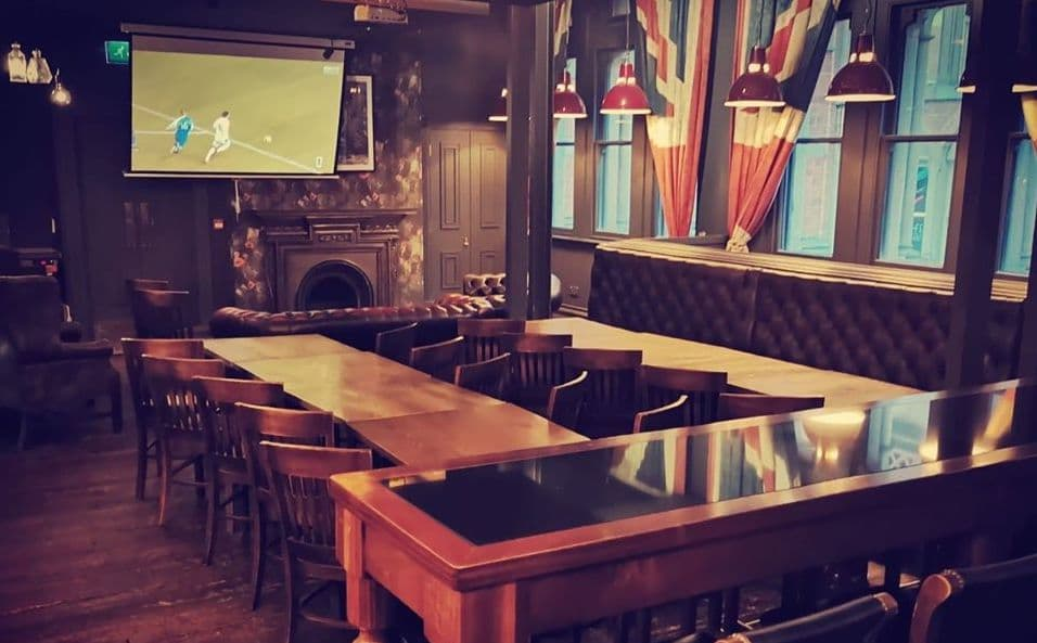 This Manchester Bar Is Serving Bottomless Beer For The Derby This Month