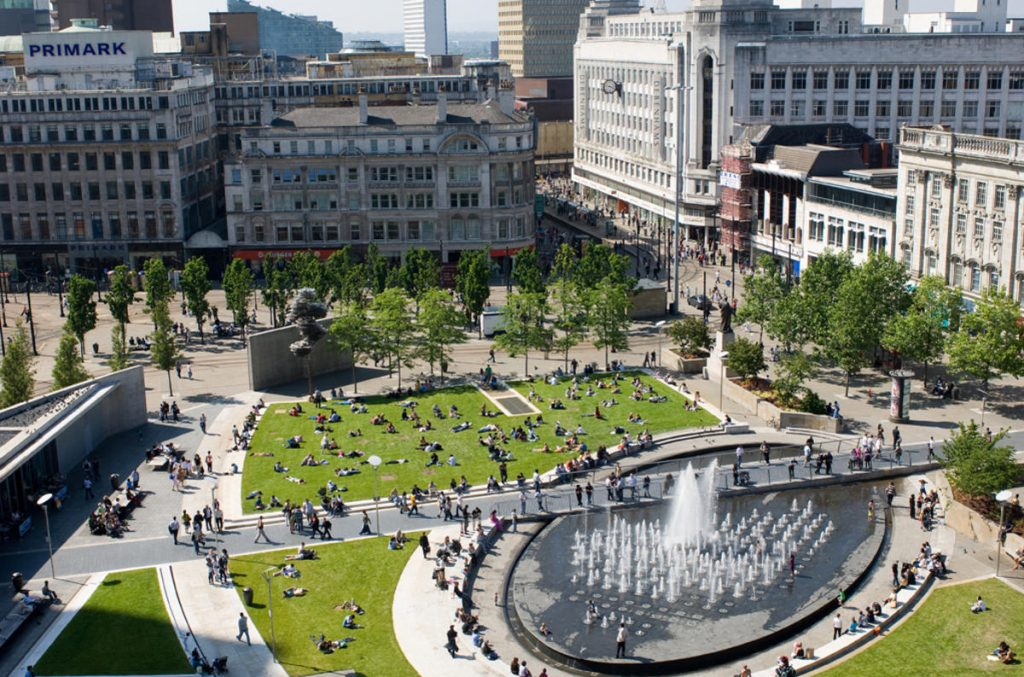 Plans To Remove The Ugly 'Berlin Wall' At Piccadilly Gardens Have Finally Been Approved