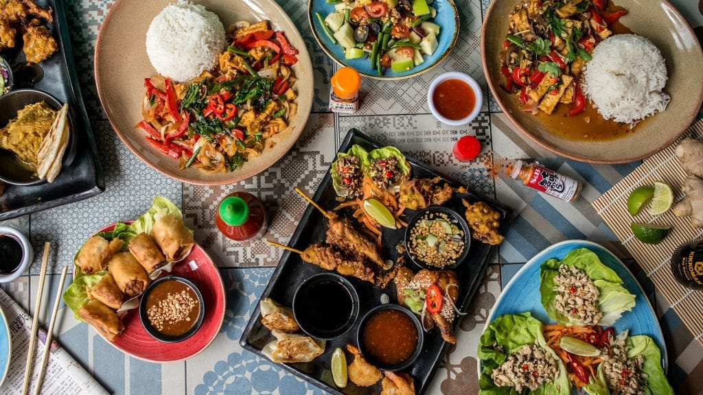 The Tastiest Thai Restaurants To Try In Manchester Right Now