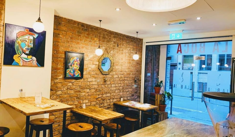 An Authentic Sicilian Restaurant Is Opening In The Northern Quarter