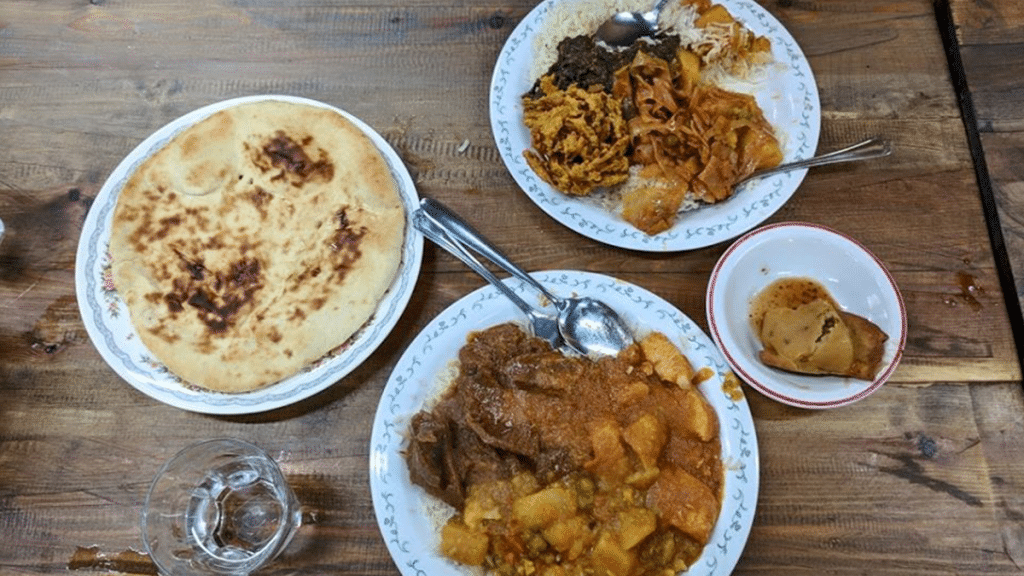 One Of Manchester's Best Indian Restaurants Has Created Giant 'Curry Hampers' For Home Delivery