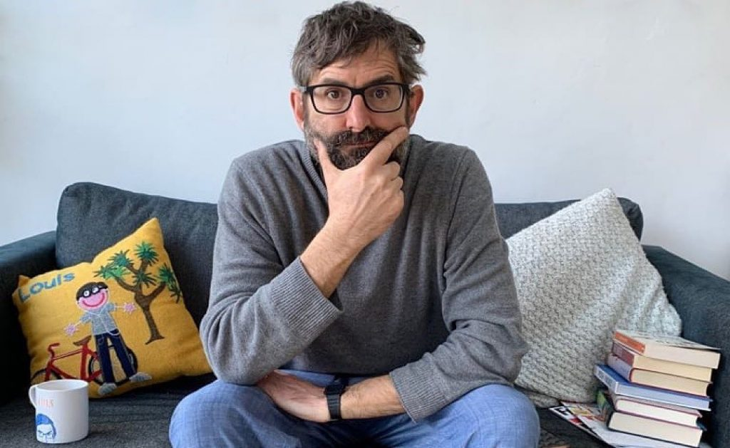 Louis Theroux Is About To Gift Us All With A New Podcast Series