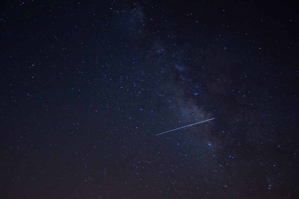 Here's How To Spot The Spectacular Lyrid Meteor Shower This Week