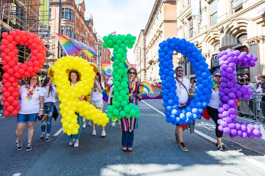 Manchester Pride Has Announced A Brand New Venue For This Year's Festival