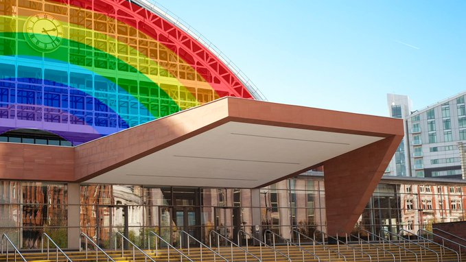 Manchester's Nightingale Hospital Is Calling On Us To Create Colourful Artwork To Display Inside