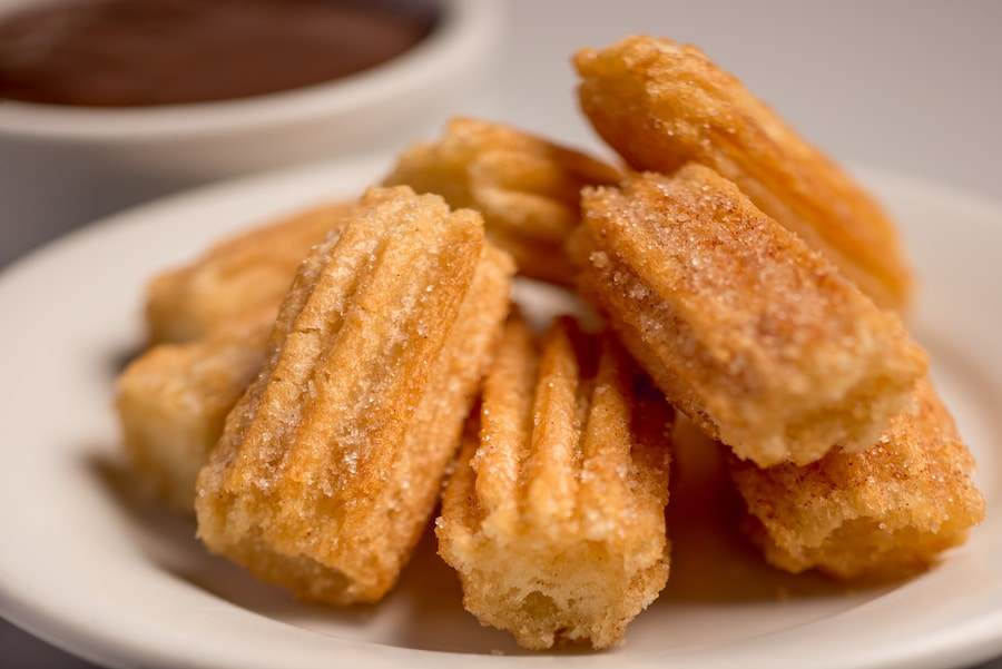 Disney Has Released The Recipe For Their Famous Disneyland Churros