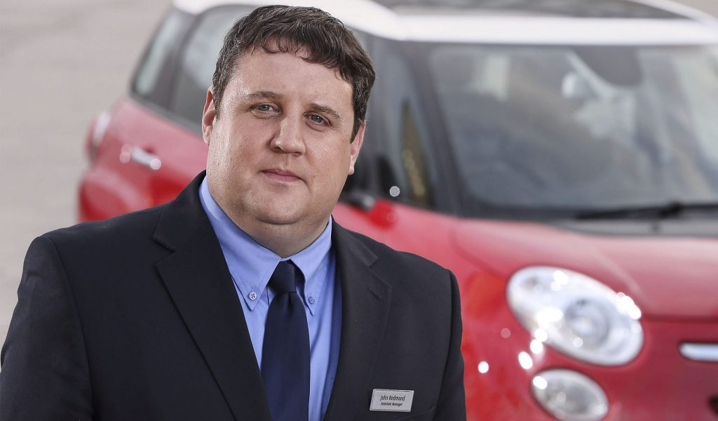 Peter Kay's Car Share Is Returning For A One-Off Episode This Friday