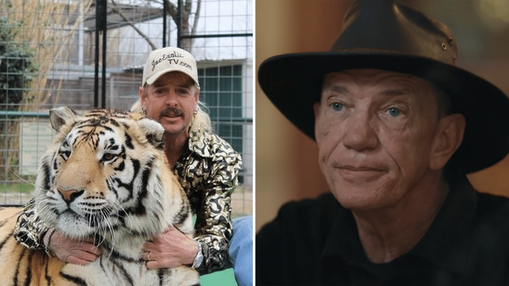 'Tiger King' Star Rick Kirkham Is Dishing The Dirt In A Live Interview This Weekend