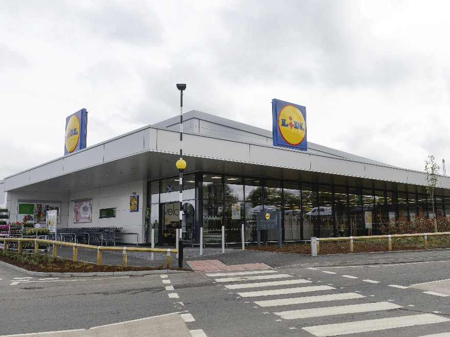 Lidl Is Donating Fresh Fruit & Veg Boxes To NHS Staff Across The Country
