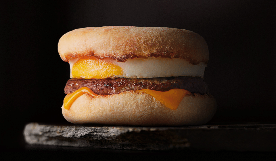 McDonald's Has Revealed The Secret Recipe To Its Iconic Sausage & Egg McMuffins