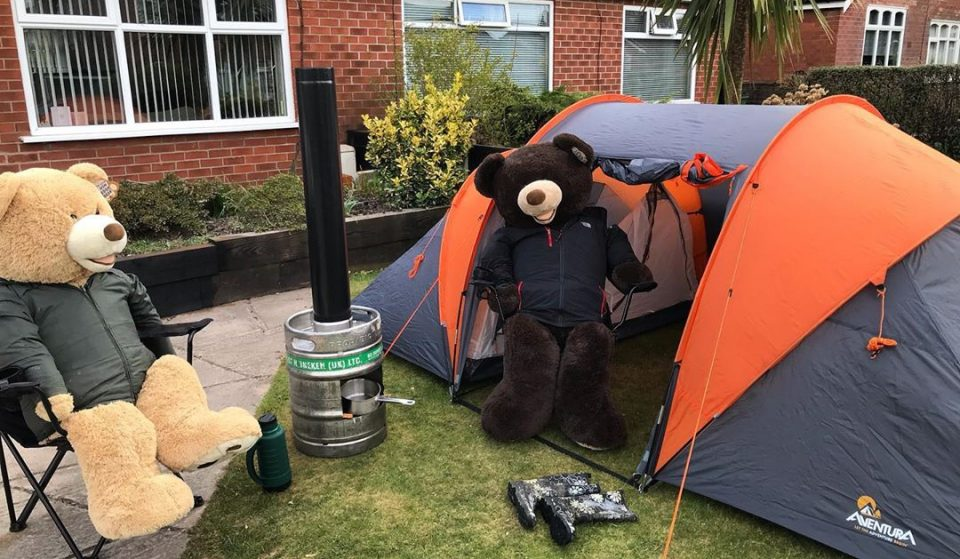 This Household Has Taken Displaying Teddy Bears To Cheer Up The Neighbourhood To A Whole New Level