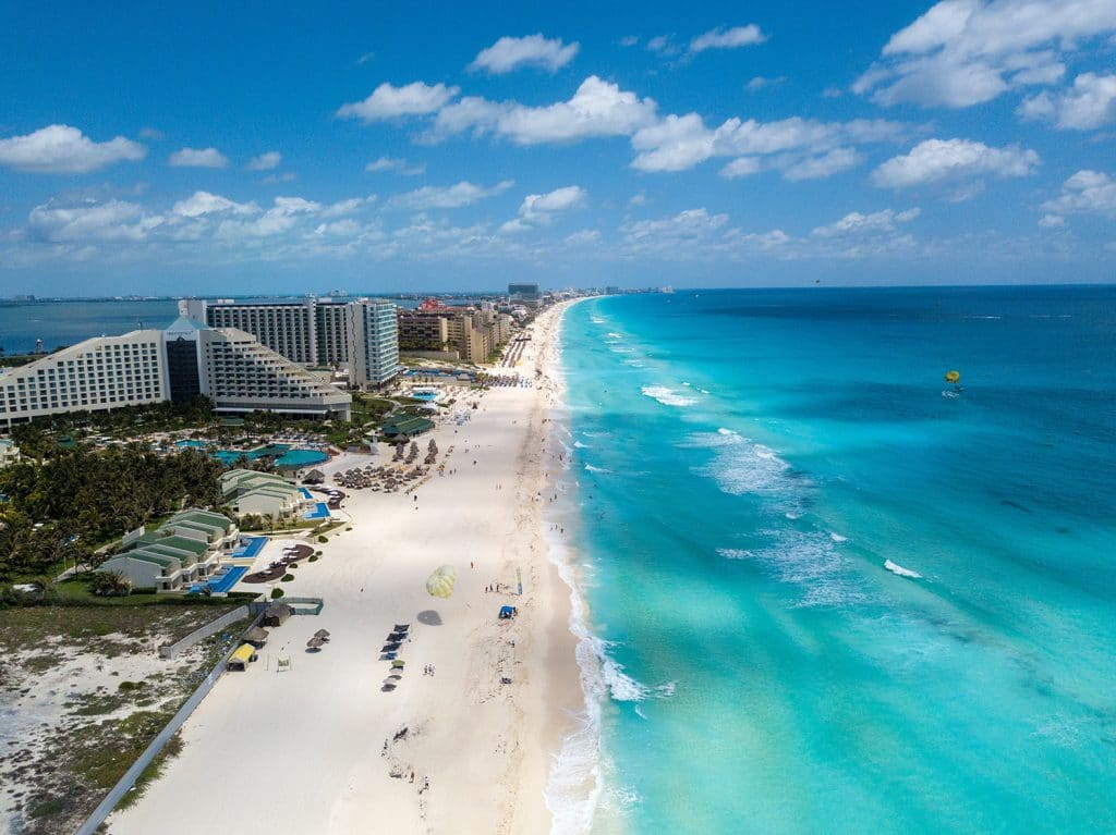 Cancun Is Offering Free Hotels, Meals And Theme Park Trips To Entice People To Visit