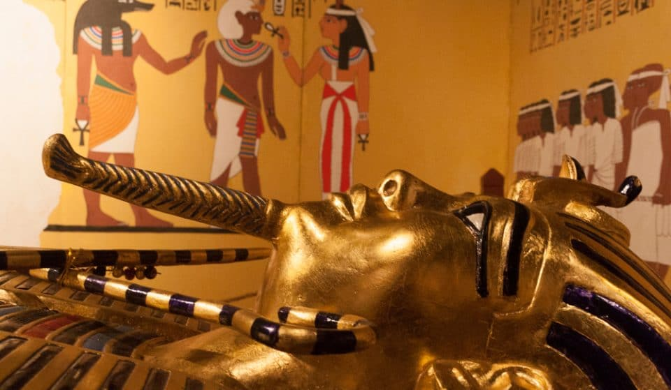 Hunt A Killer Through Tutankhamun's Tomb In This Gripping Murder Mystery