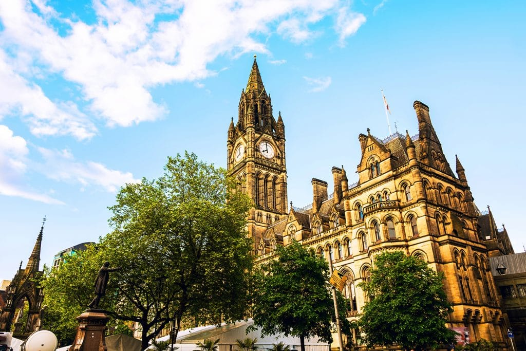 Manchester Is Set To Be As Hot As Ibiza This Wednesday