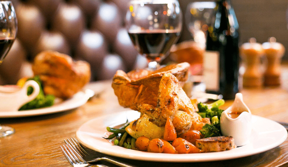 7 Manchester Restaurants Serving Up Sunday Roasts For Delivery And Collection