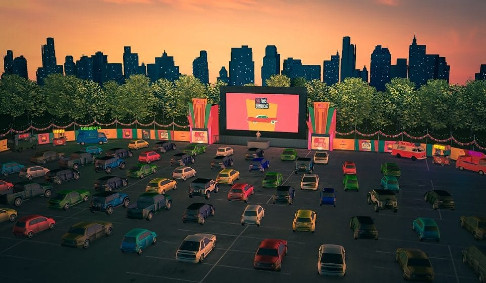 A Fabulous Drive-In Cinema Is Coming To Manchester This Summer