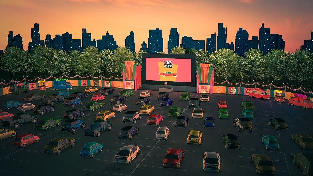Drive-in cinemaDrive-in cinema