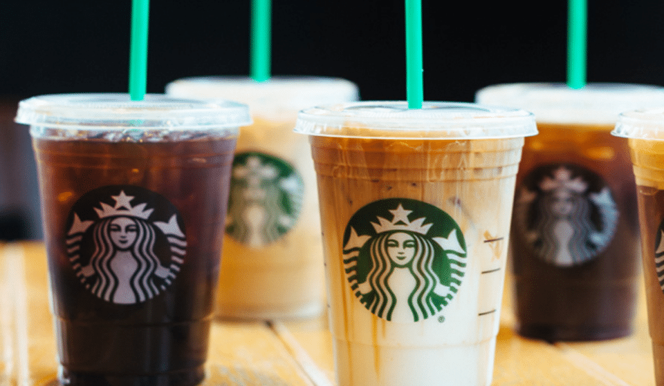 Starbucks Is Re-Opening 150 Stores Across The UK, Including Drive-Thrus