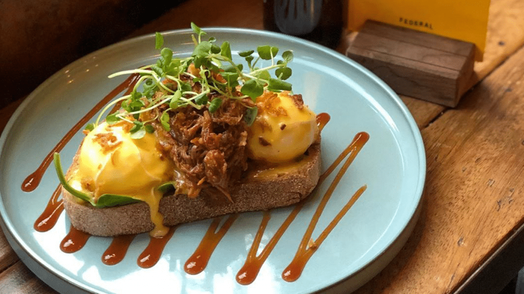 Federal Is Now Offering Its Classic Brunch Dishes For Home Delivery