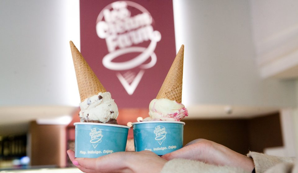 11 Of The Coolest Ice Cream Spots In Manchester To Cool You Down This Summer