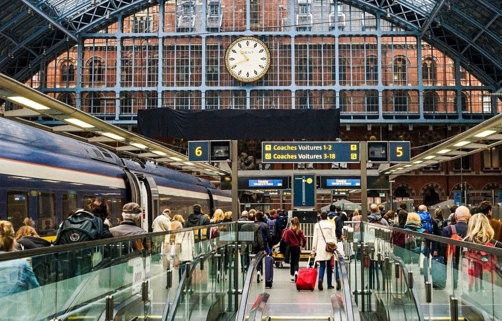 Eurostar To Introduce Passport-Free Travel In 2021