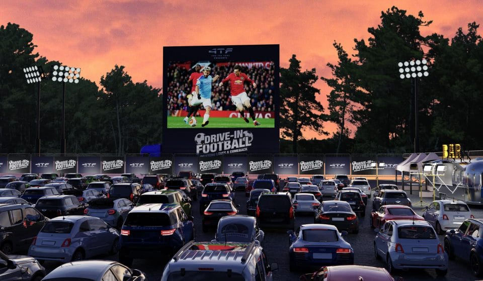 Enjoy Football's Return In Style At These Drive-In Big Screen Events