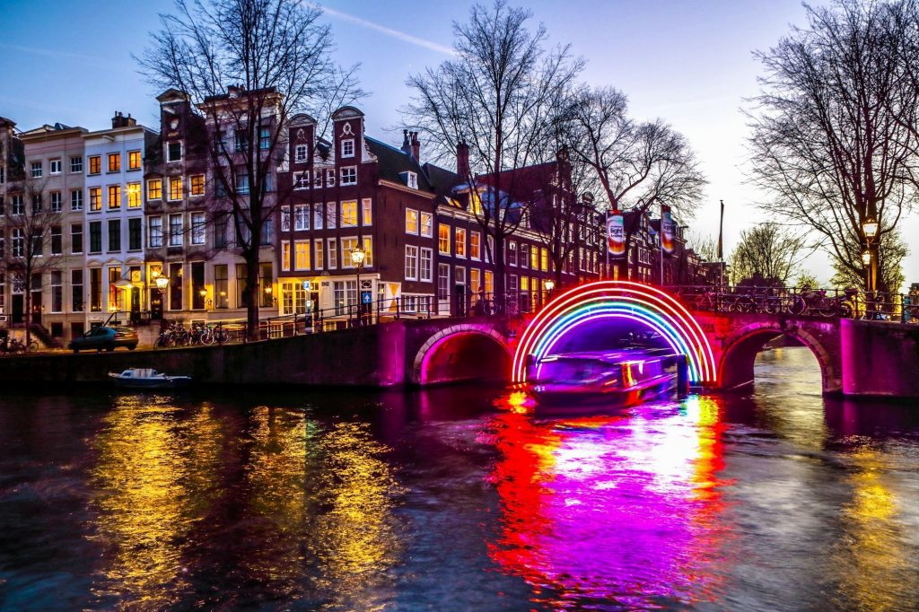 An Epic Weekender Of LGBT Celebrations Is Set To Take Over Amsterdam Next Year