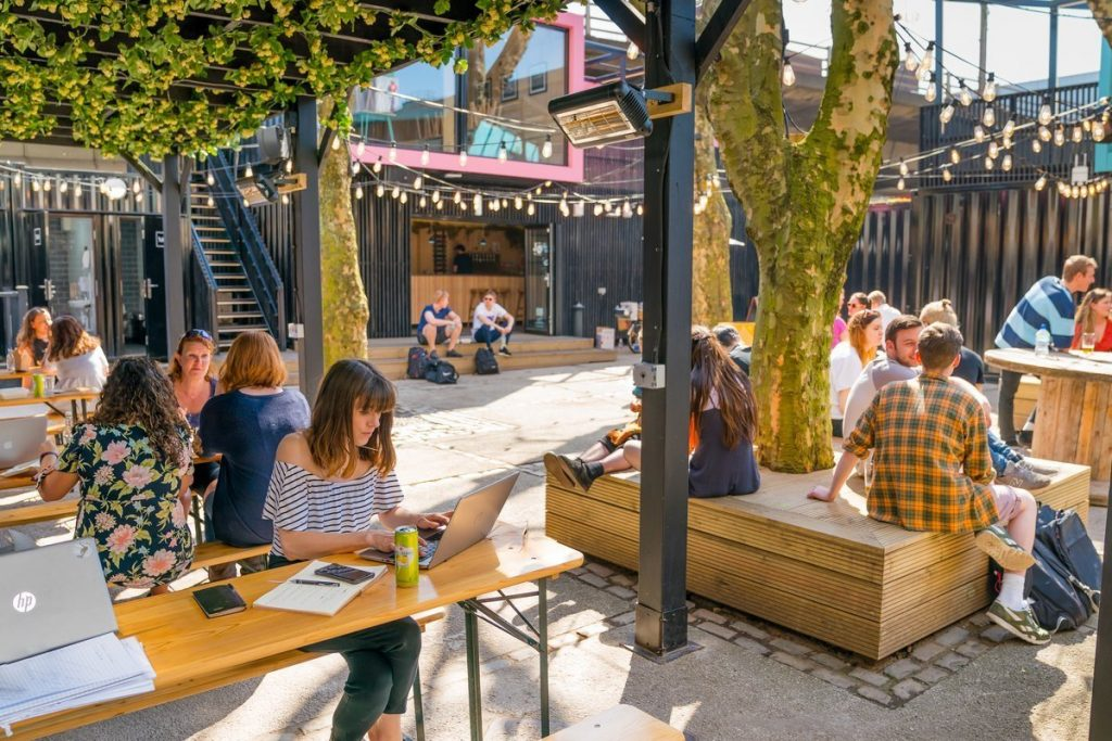 Manchester's Favourite Street Food Traders Have Reopened At Hatch Today