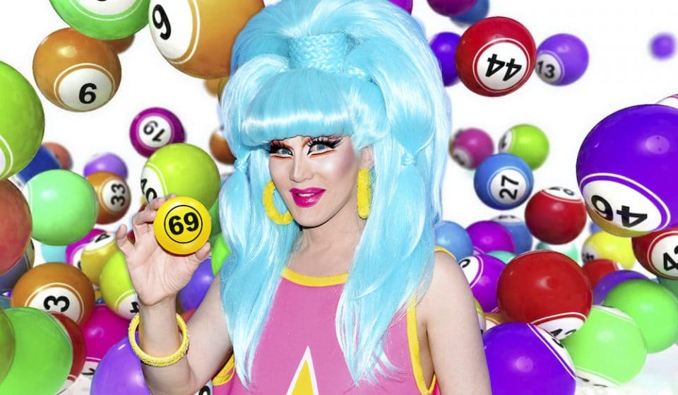 Get Ready For A Boujee Night Of Bingo With Drag Race Star Charlie Hides