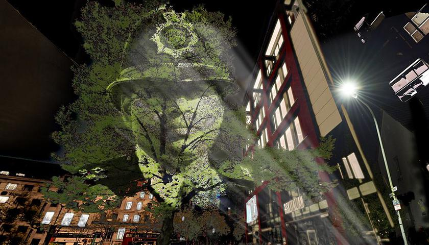 Keyworkers' Faces Will Be Projected Across Manchester As A Gesture Of Appreciation