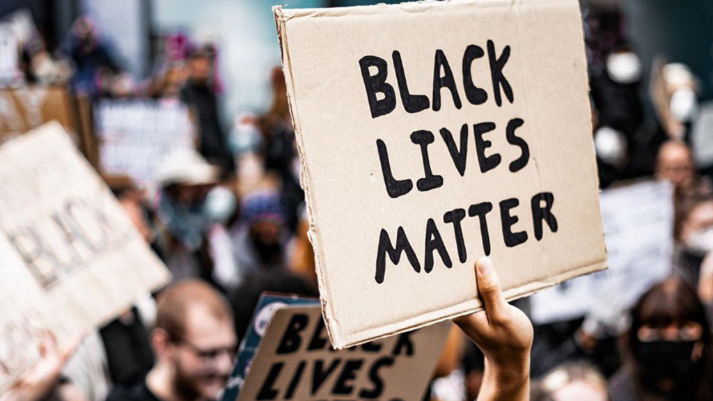 These Powerful Images Of Mancs Supporting The Black Lives Matter Movement Will Go Down In History