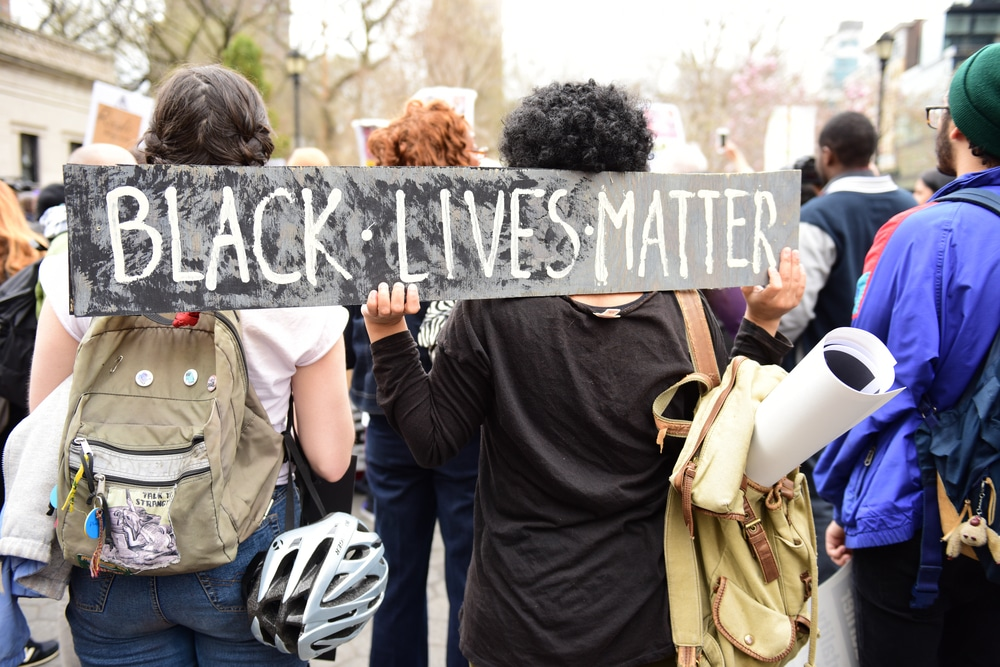 Here's How You Can Support The Black Lives Matter Movement In Manchester