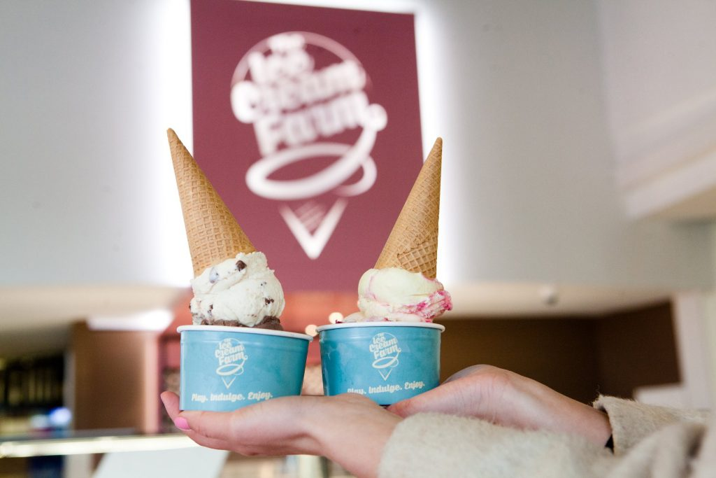 13 Of The Coolest Ice Cream Spots In Manchester To Cool You Down This Summer