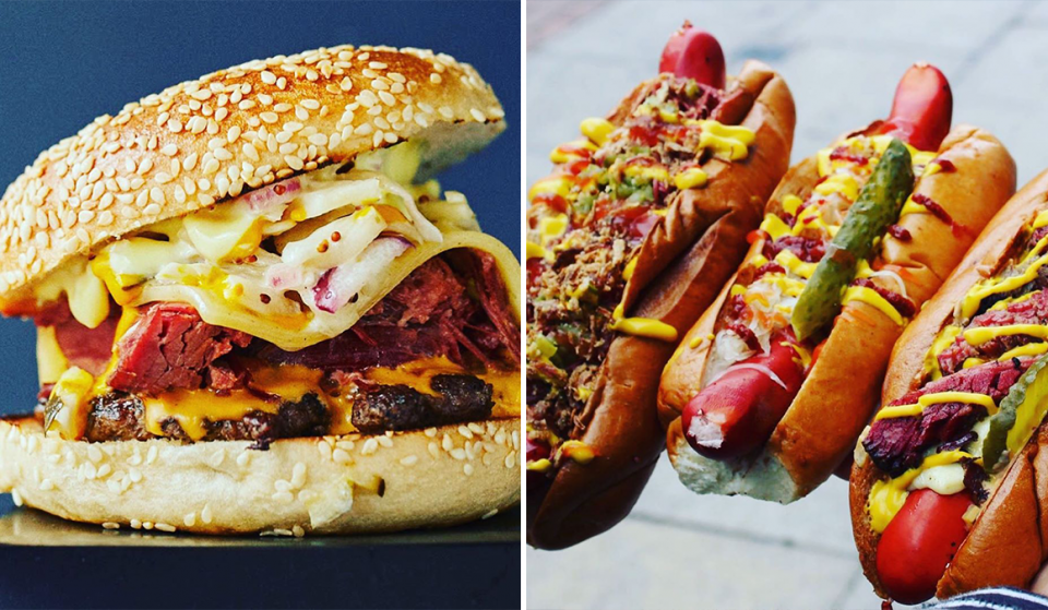 Prestwich Is Getting An Uber-Cool New York-Style Bagel And Burger Joint Next Week