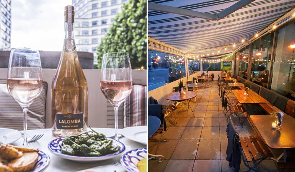 18 Al-Fresco Dining Spots In Manchester That Are Perfect For Summer