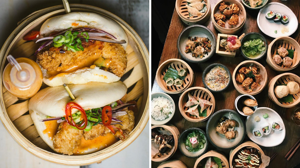 This Northern Quarter Restaurant Is Serving Up Trolleys Full Of Bao Buns & Dumplings Every Weekend