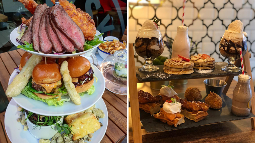 8 Amazing Manchester Restaurants Serving Up The Loveliest Afternoon Teas
